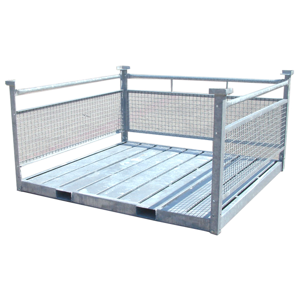 Iron cage for transportation