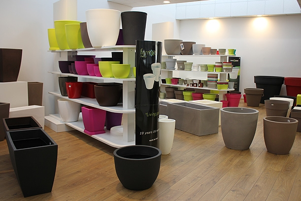 exposition space is 800 m² wide range of products