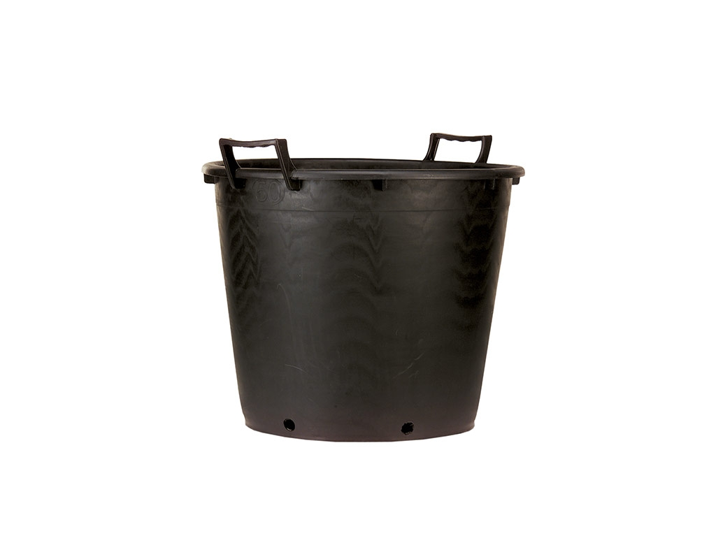 Heavy duty pot with handles