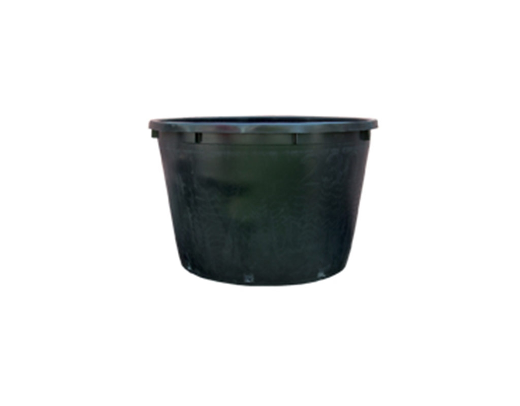 Heavy duty pot without handles