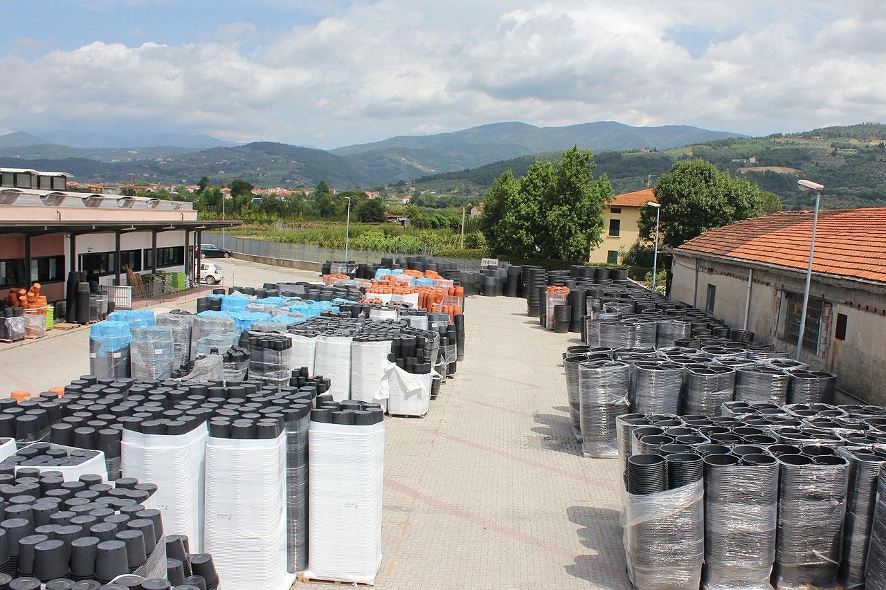 forniture per vivai e aziende agricole NG Niccolai